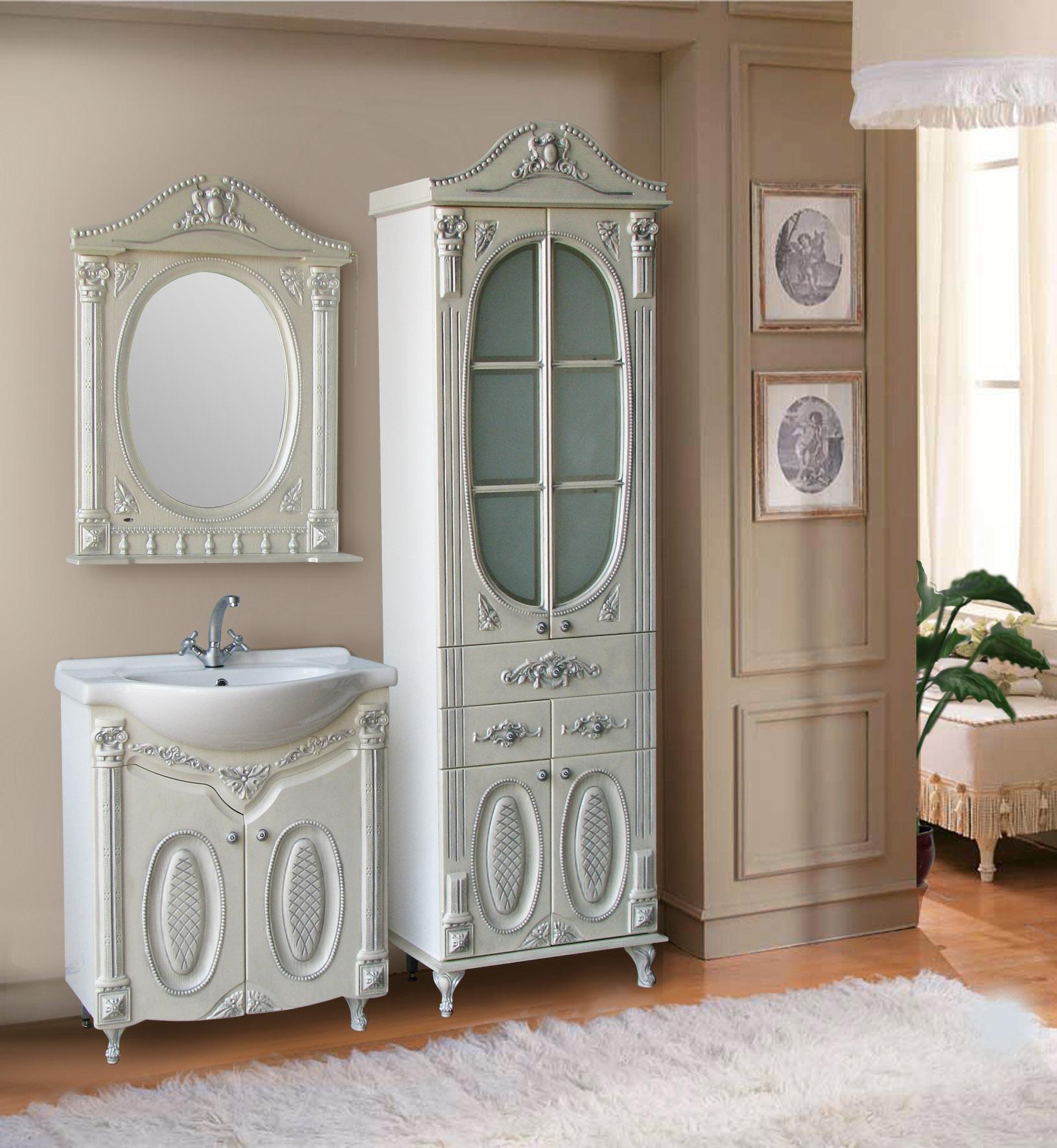 Мебель для ванной атолл наполеон 275 - цена 34 871 руб., куп.